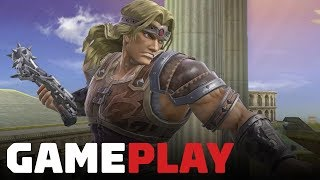 10 Minutes of Simon Belmont Gameplay - Super Smash Bros. Ultimate