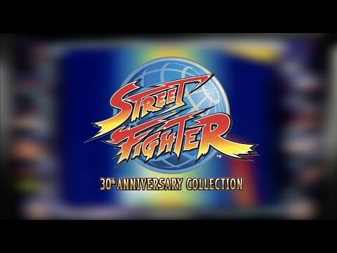Street Fighter 30th Anniversary Collection | Ab 29. Mai erhältlich | PS4, Xbox One, Switch, Steam