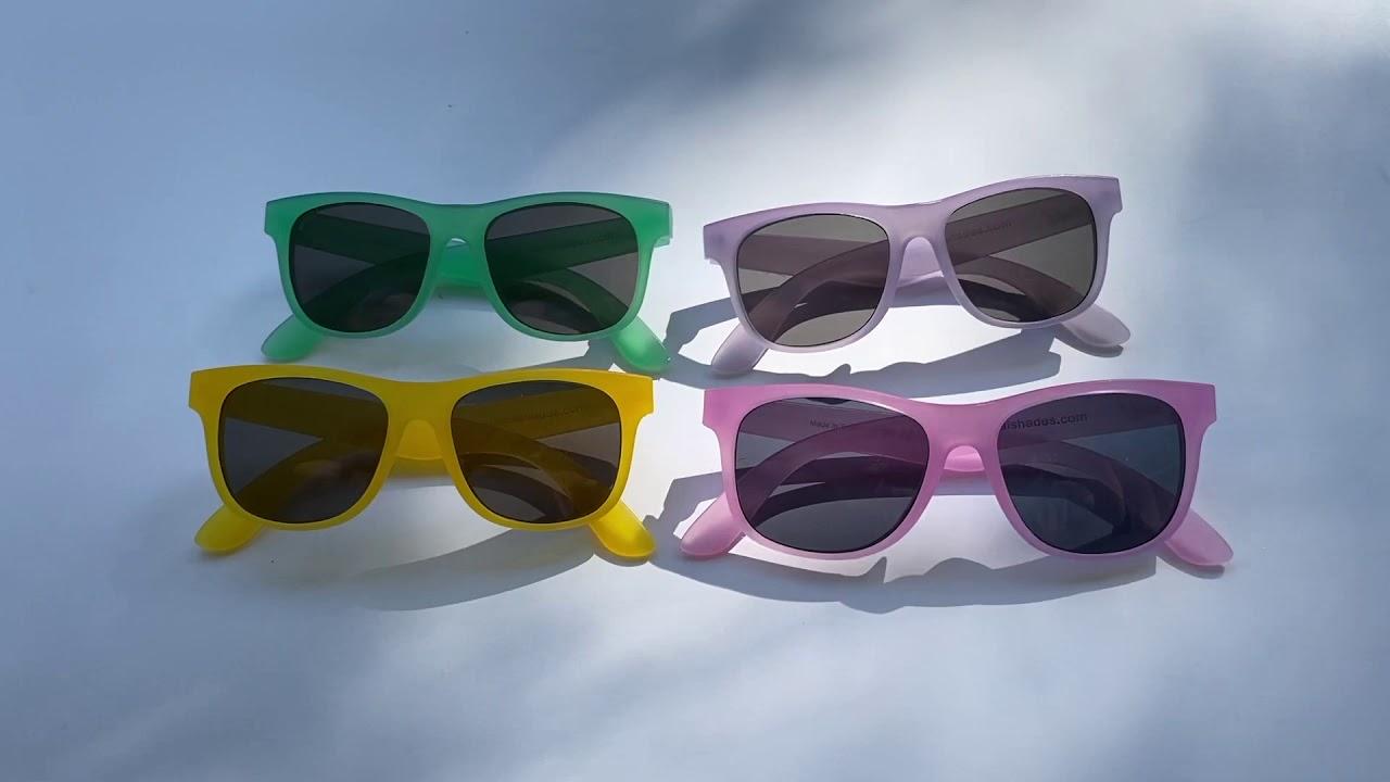 Naprawdę przeciwsłoneczne okulary dla dzieci (Real Shades)