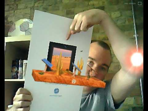 Yes Web Cam - GE Smart Grid Webcam Website - Augmented Reality