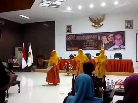 Tarian Pamonte khas Sulawesi Tengah