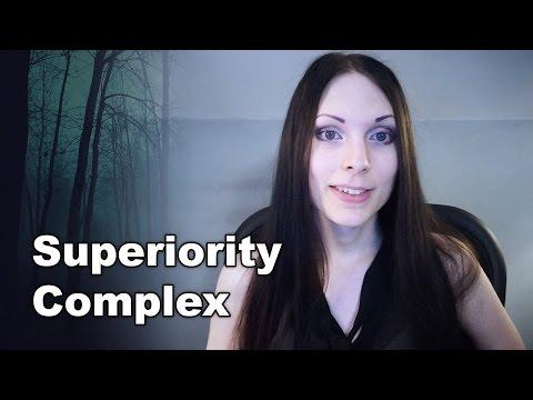 Superiority Complex, Arrogance, & Narcissism