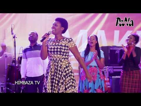 NEW MELODY CHOIR - Ushoboye Hosana Shimwa Ndakwiringiye Inshyimbo Yawe Watubereye isoko