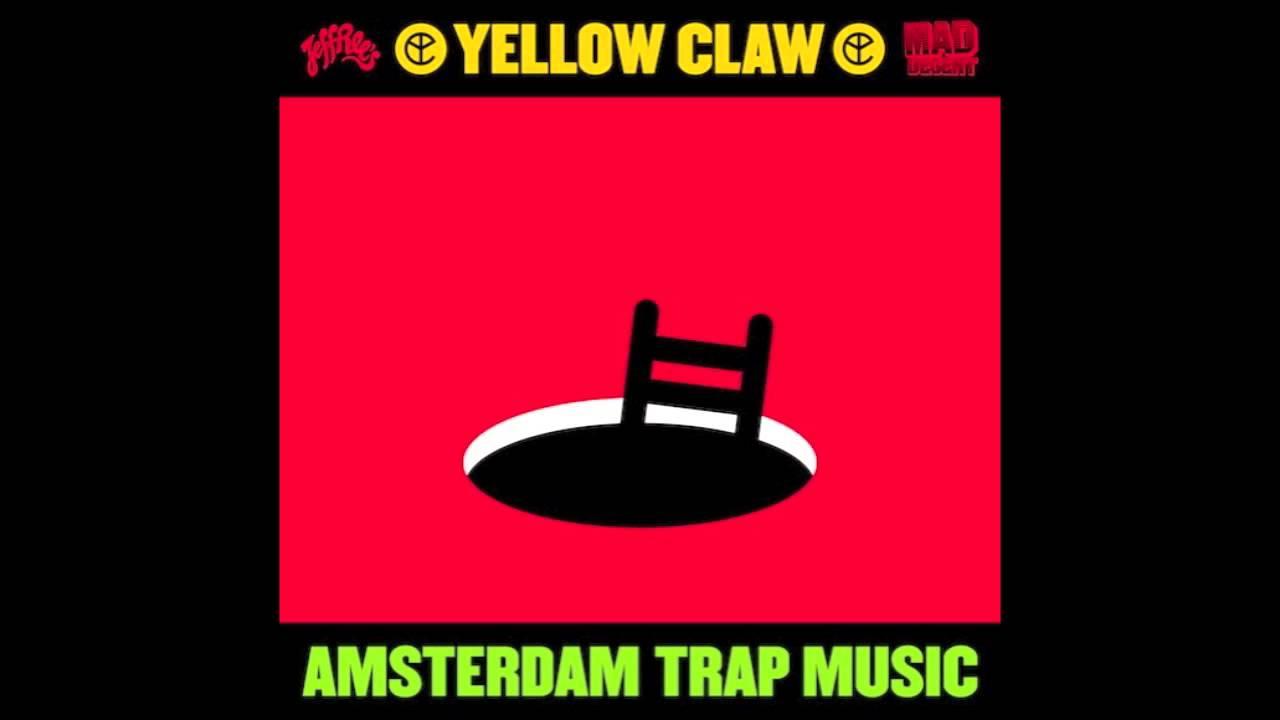 Yellow claw - 4 bilder 1 wort - b7677