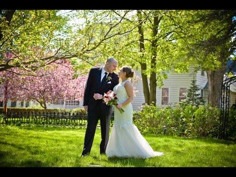 Allegan Mi Wedding: Zach & Tracy