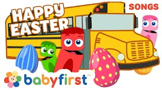 Easter for Toddlers | Wheels on The Bus, Old MacDonald | Baby Songs & Nursery Rhymes | BabyFirst TV