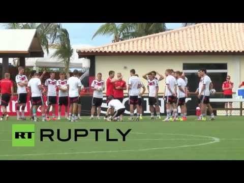 Brazil: Rugby helping German World Cup squad prepare for USA clash