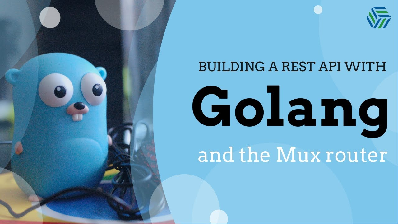 Build a Simple REST API using Golang with the Gorilla Mux Http Router and Dispatcher.