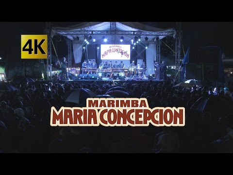Marimba Maria Concepcion - Concierto Color y Folklore Guatemalteco Vol  8 / Calidad 4K