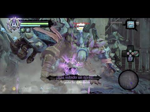 Darksiders II Ganar experiencia y aumentar de nivel