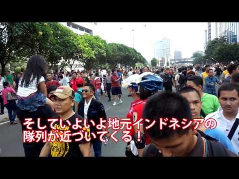 Jakarta Japan Fes Police parade 2013 0901