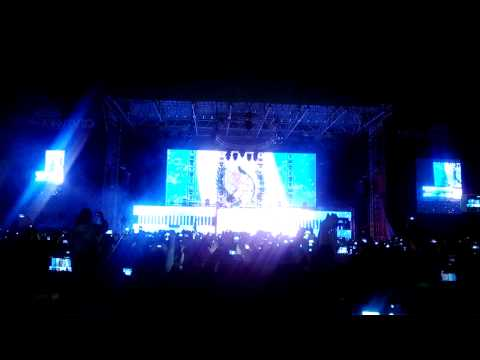 Dash Berlin Live from Megaconvivio Elektro Brahva Guatemala 2013 (Set Starts)