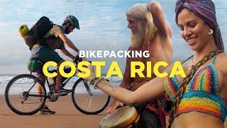 Bikepacking To A Hippie Jungle Festival On An $80 Bike