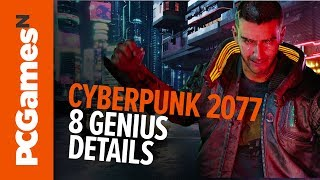 Cyberpunk 2077 | 8 genius details you might have missed