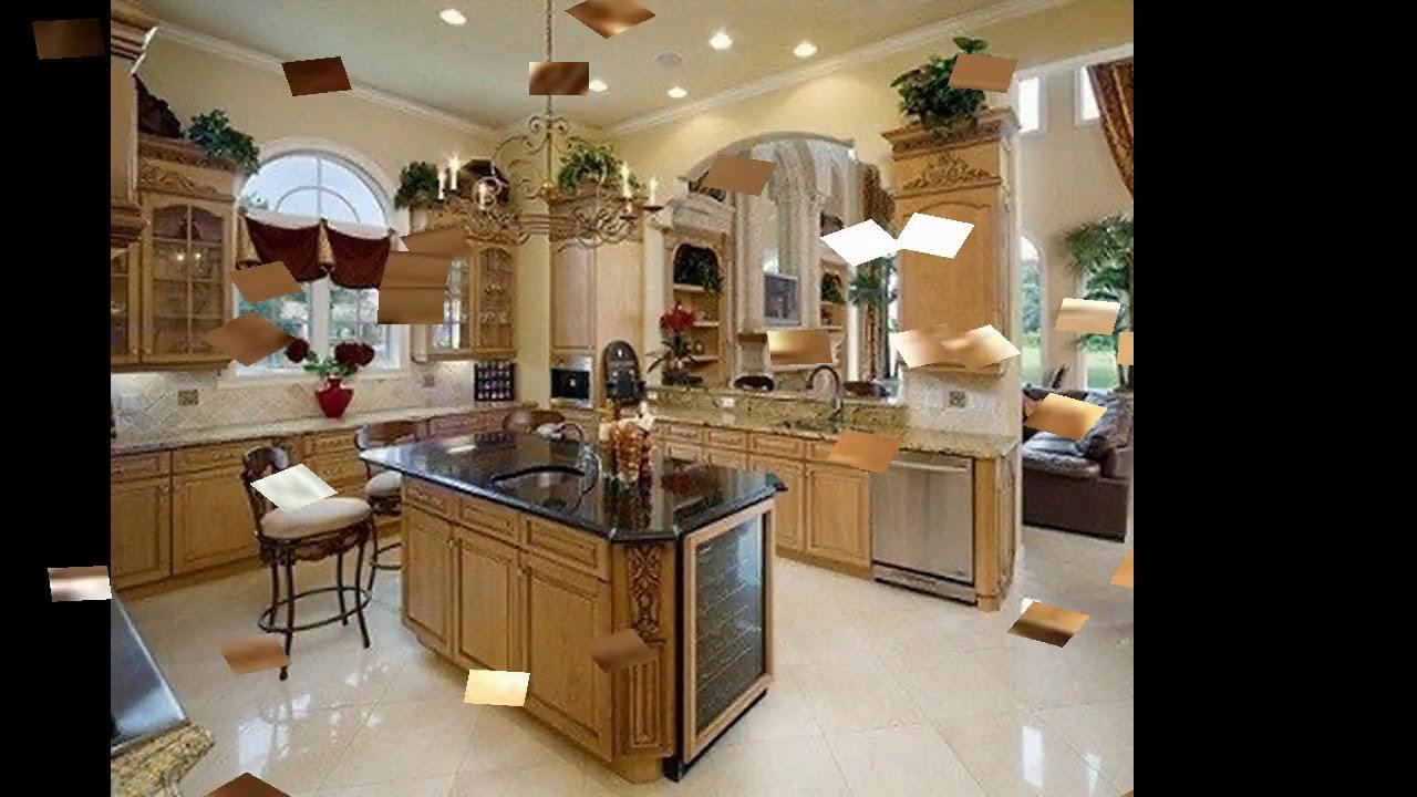 La decoraci n de muebles de cocina por encima de las ideas for Ideas de gabinetes de cocina