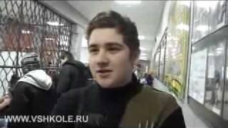 Михаил Лаптев (роль Кости) сериал Школа