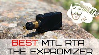 Expromizer: The Kayfun Killah: BEST MTL RTA