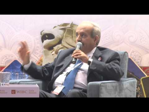 Onstage Interview with Adnan Ahmed Yousif: The Past, Present and Future of Islamic Finance