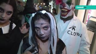 Castanyada i Halloween a Calafell 2016