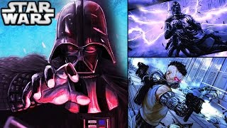 How Darth Vader Took Back the Empire With Palpatine - Star Wars Explained