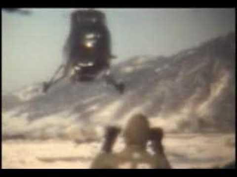 Korean War home video 1952 Sikorsky H-19