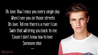 So Far Away Martin Garrix David Guetta Lyrics Feat Jamie Scott Romy Dya