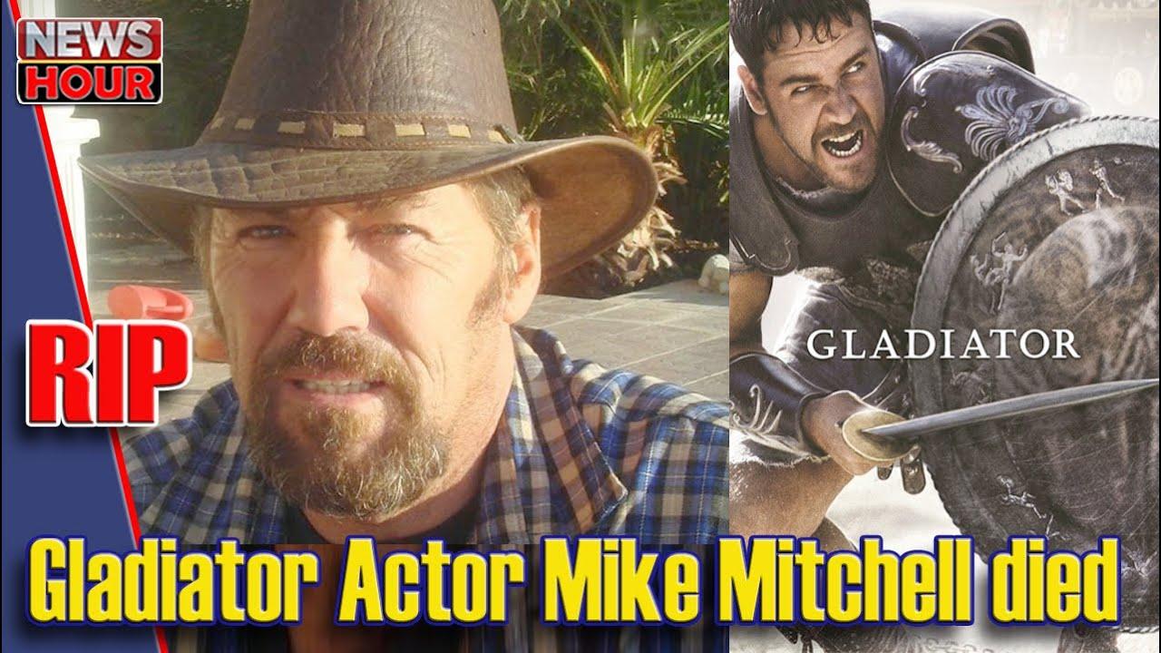 'Gladiator' actor Mike Mitchell found dead in Turkey's Fethiye