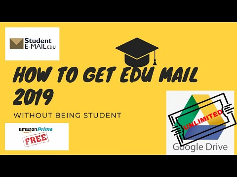 How to get edu mail without being a student|Unlimited google drive|edu mail|student discounts
