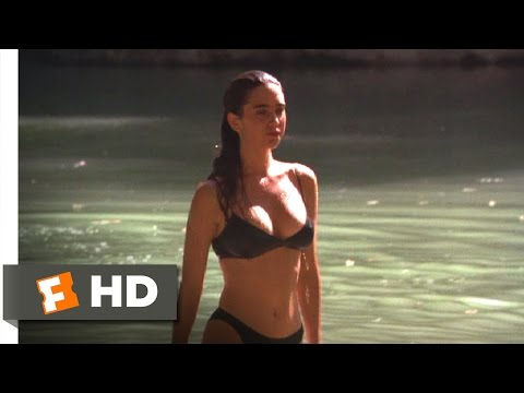 The Hot Spot (1990) - Taking a Dip Scene (7/9) | Movieclips