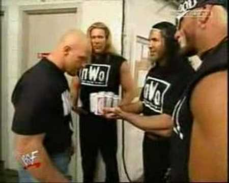 Download Youtube: wwe Stonecold meets the NWO