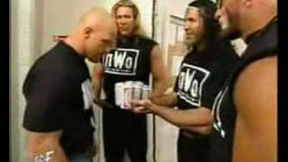 wwe Stonecold meets the NWO
