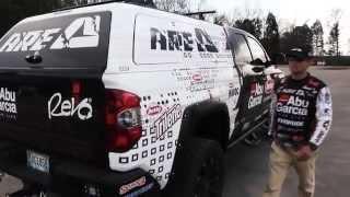Justin Lucas A.R.E. Truck Cap Testimonial