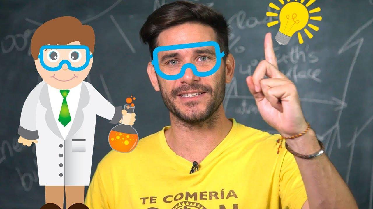 ¿Cómo puedes ser investigador científico?