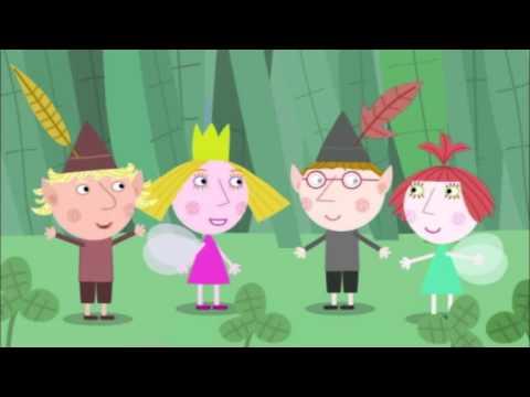 Le Petit Royaume De Ben Et Holly Les Super Héros Nickelodeon Junior Youtube