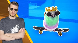 This game lied to me. SkateBird part 2