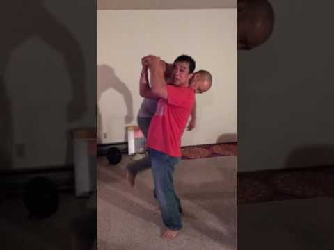 Self defense teaching video ,YanCai li,Chinese kong fu .防身术教