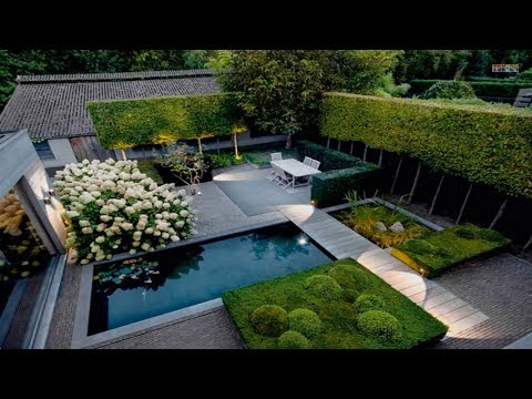Modern Small Backyard Garden Design - Inspirational ... on Small Backyard Patio Designs id=19141