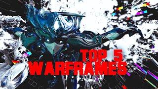 Top 5 Onslaught Warframes