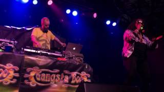 3 - Nasty Trick - Gangsta Boo (Live in Raleigh, NC - 01/20/17)