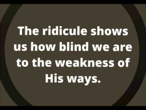 Restoration Church Mukilteo - That's My King - The King's Ridicule.wmv