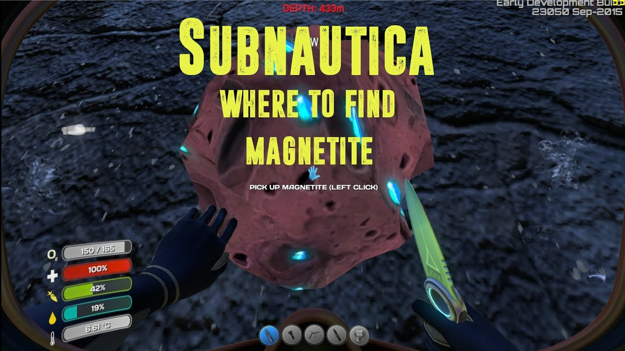 The Prawn Suit Is Here Subnautica 9 By Neocipherzer0 I guess you could use it to find the general location of wrecks, without the hud chip. cyberspaceandtime com