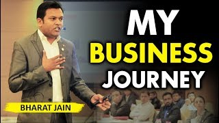 My Business Journey | Safety & Security Business | BNI Surat Presentation | Bharat Jain