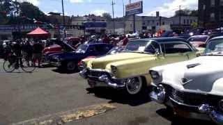 Pep Boys Car Show In Ridgewood Queens NY