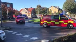 Räddningstjänsten i Trelleborg flyttar