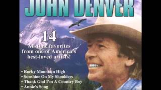 Leaving On a Jet Plane - John Denver (Original)
