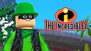 LEGO INCREDIBLES CUSTOMS! Riddler & Catwoman