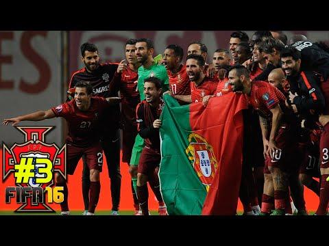PORTUGAL PREPARAÇÃO EURO 2016 #3 | EQUIPAS DE INSCRITOS