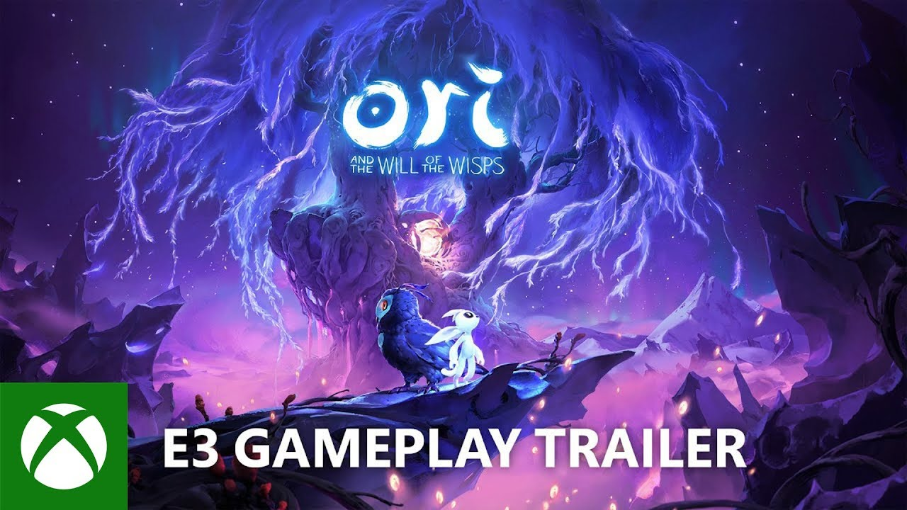 Ori and the Will of the Wisps is coming in 2019, and it looks