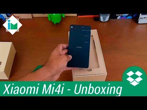 Xiaomi Mi4i - Unboxing en español