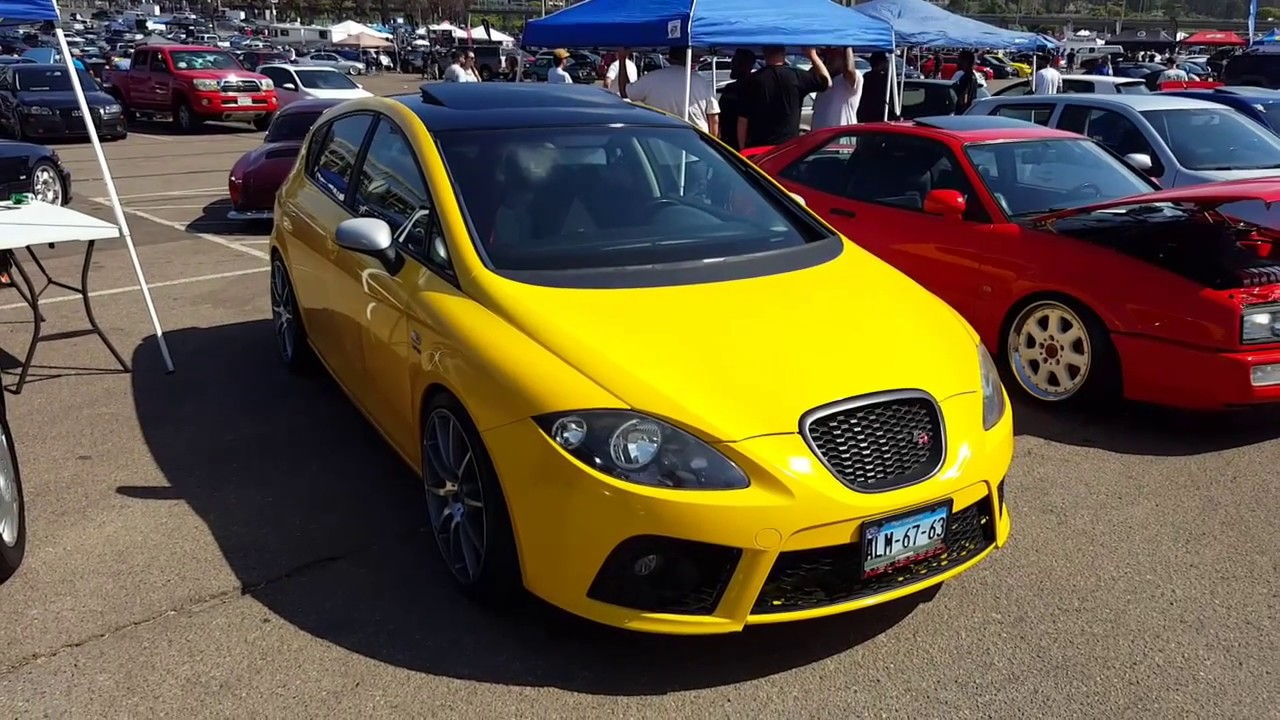 Seat Leon in the USA - YouTube